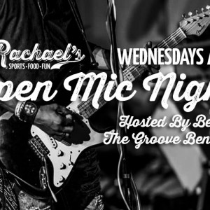 Open Mic Night Every Wednesday!